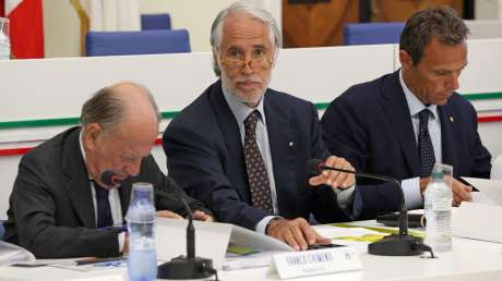 CONI's National Council has unanimously decided  to put forward a bid of an italian City